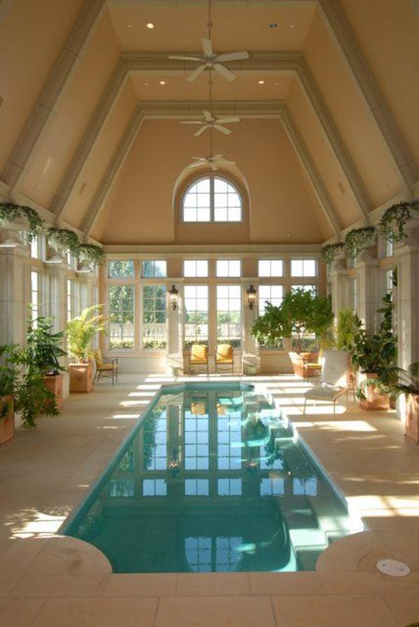 Idee decor piscine coperte a cui ispirarsi - Idee decoro casa ...