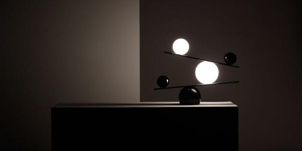 Balance-lamp