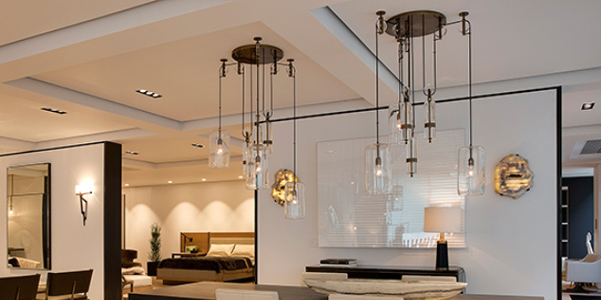 Lo chandelier di alison berger ispirato a galileo designbuzz chandelier alison berger 03 mozeypictures Image collections