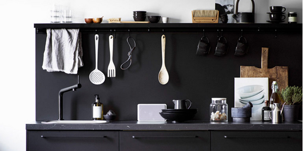 Cucina Kungsbacka Ikea