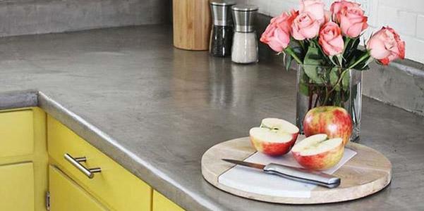 15 cucine moderne in cemento for Calcolatore del materiale da costruzione della casa