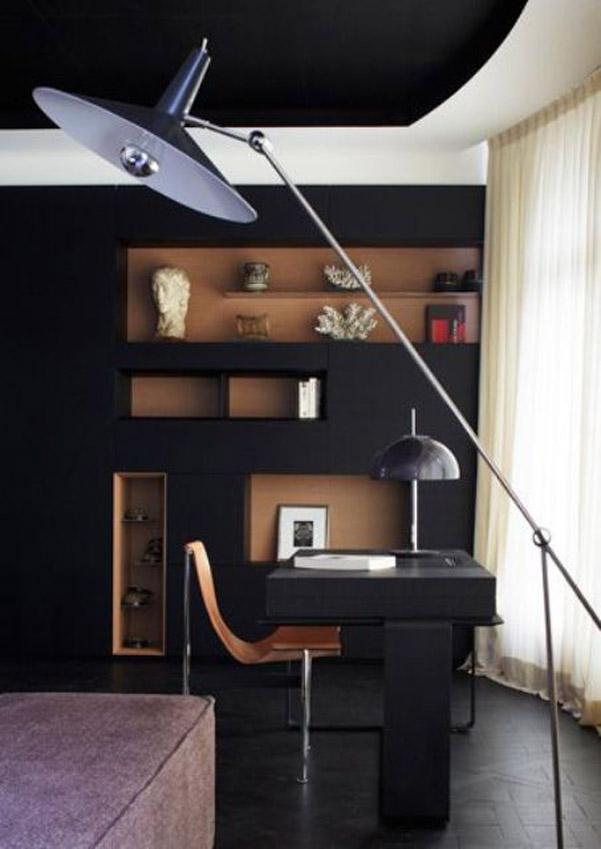 Idee decor ufficio maschile 17 for Ufficio decor