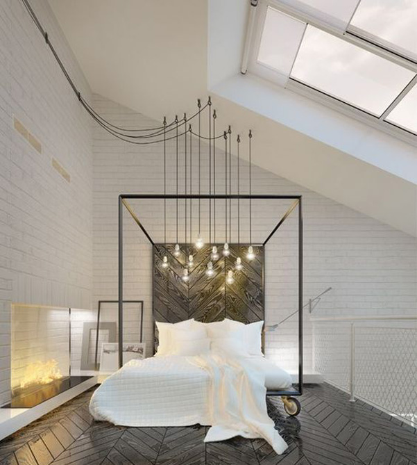 Stunning lampadari da camera da letto photos house - Lampadari da camera ...