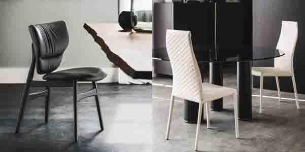 Sedie Dumbo e Norma Couture di Cattelan Italia   DesignBuzz.it