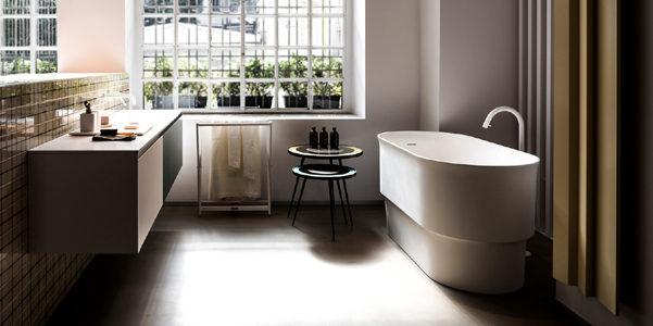 Vasca da bagno Immersion di Agape   DesignBuzz.it