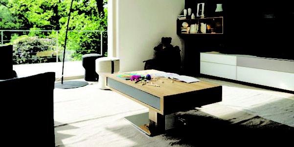 Mobili smart di team 7 - Palme con il cui legno si fanno sedie e tavoli ...