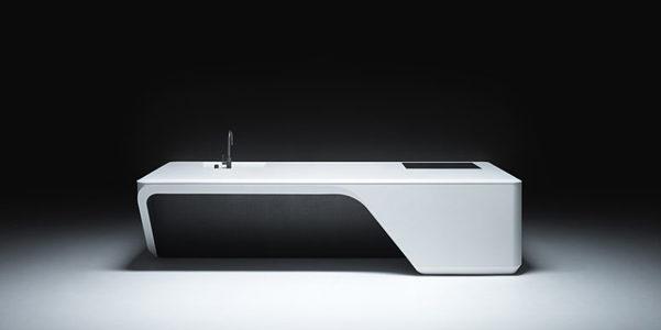 Mini cucina di Zaha Hadid per Boffi | DesignBuzz.it