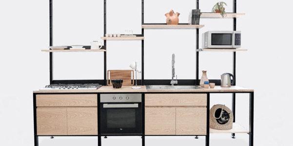 Cucina modulare Latifolia di LCMX   DesignBuzz.it