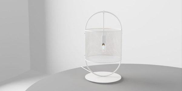 Lampade ispirate a lanterne cinesi  DesignBuzz.it