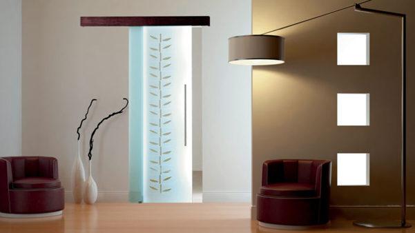 Le porte scorrevoli in vetro di casali - Casali porte scorrevoli ...