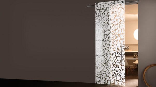 Le porte scorrevoli in vetro di casali www - Casali porte scorrevoli ...