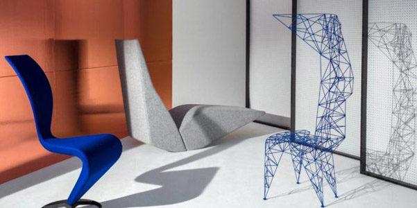 Torna la sedia pylon di capellini for La sedia nel design