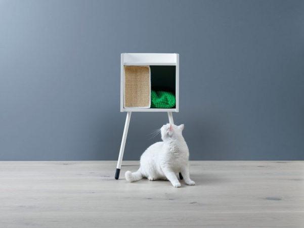 Mobili Per Gatti Ikea : Mobili ikea per i nostri amici animali designbuzz