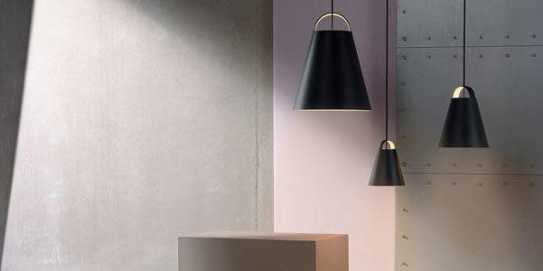 e3e0c86fb7e Louis Poulsen presenta la nuova serie di lampade a sospensione Above che  con il loro nome già svelano la loro natura. Si tratta di una linea di  lampadari ...