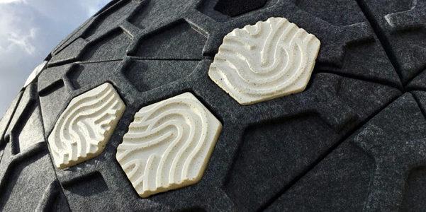 Trashpresso le piastrelle di plastica riciclata - Piastrelle di plastica ...