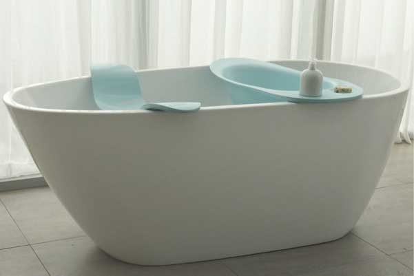 Vasca Da Bagno Stokke : Bath cradle la vasca da bagno per il cane designbuzz