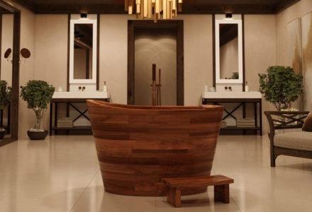 Vasca Da Bagno Ofuro : Vasca da bagno designbuzz