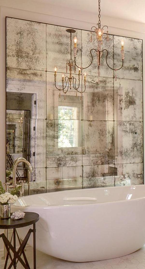Idee decor come usare gli specchi nell 39 arredo for Stipetto bagno