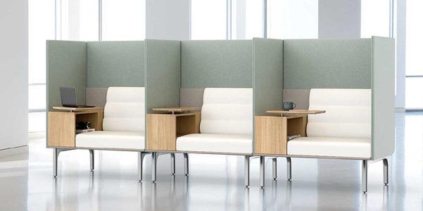 Iso Work Lounge di Qdesign per Arcadia